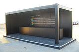 Проектирование, монтаж сборно-разборных зданий из блок-контейнеров, фото 5