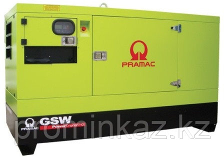 Дизель-генераторная установка Pramac GSW 80D (в кожухе 60 кВт)+АВР