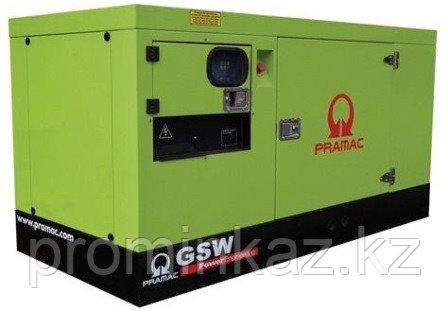 Дизель-генераторная установка Pramac GSW150D (в кожухе 104 кВт)+АВР