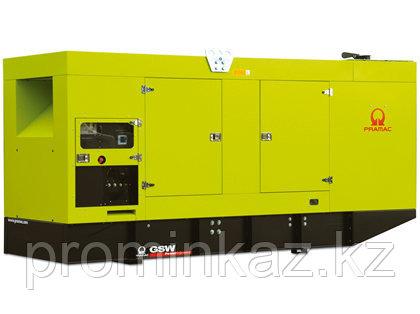 Дизель-генераторная установка Pramac GSW275V (в кожухе 200 кВт)+АВР