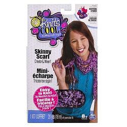 Игрушка Knits Cool Набор для вязания аксессуаров (шарф/пояс, сумочка)