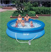 Надувной бассейн Intex Easy Set Pool. 305 х 76 см. с фильтром, фото 1