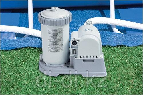 Электрический фильтр для каркасных и надувных бассейнов Intex