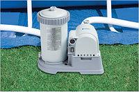Электрический фильтр для каркасных и надувных бассейнах Intex