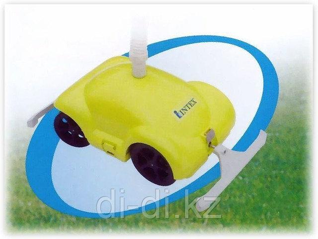 Автоматический вакуумный пылесос Auto Pool Cleaner Intex 58948