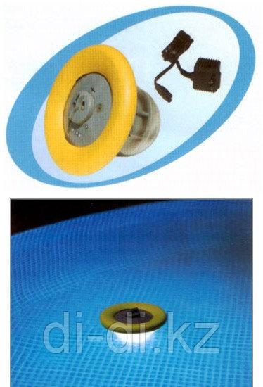 Подсветка для бассейна, плавающая, Intex