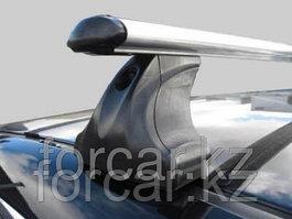 """Багажная система """"Atlant"""" Hyundai Solaris 5-dr hatch, 11-13, 14-... (Аэродинамическая)"""