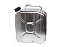 Канистра для бензина 10 л алюминиевая, фото 1