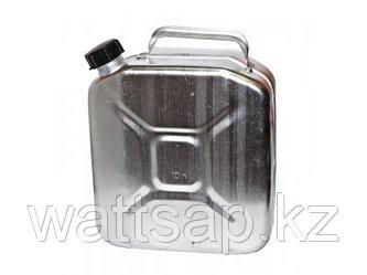 Канистра для бензина 10 л алюминиевая