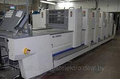 5-красочные и более б/у печатные машины Sakurai