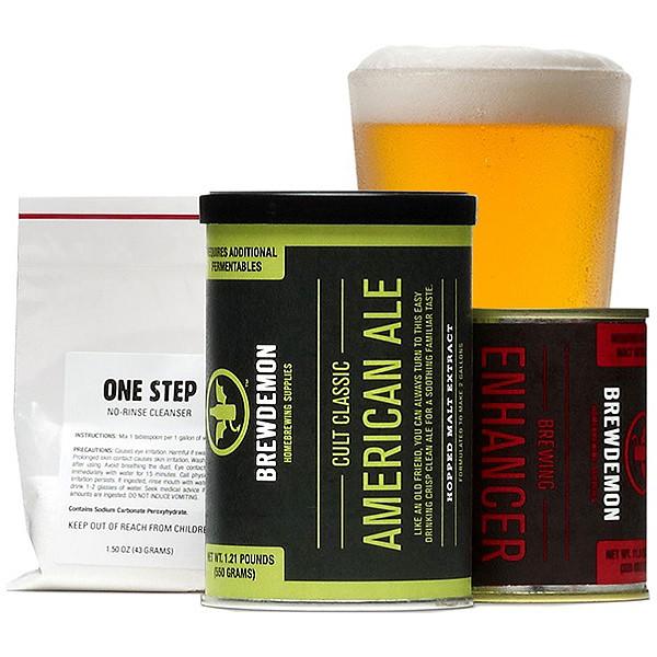 Пивные смеси, солодовый экстракт к мини пивоварням