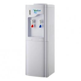 Диспенсер напольный  для воды Модель EcoCool 61LB белый