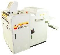 KISUN Digi UV Coater KDC-20R2T - компактный лакировальный автомат