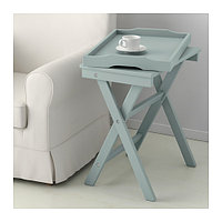 Стол сервировочный МАРЮД зеленый ИКЕА, IKEA , фото 1