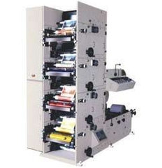4-х красочная Флексографская печатная машина ATLAS-650