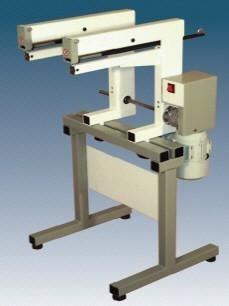 Двухголовочный промышленный степлер для гофротары ANGRO K-8