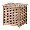 Столик придиванный ХОЛ акация ИКЕА, IKEA