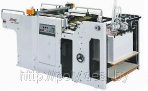 Автоматическая линия выборочного или сплошного УФ-лакирования SAKURAI SC-102AII