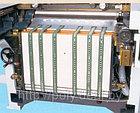 Автоматическая линия выборочного или сплошного УФ-лакирования SAKURAI SC-102AII, фото 4
