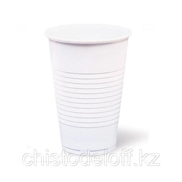 Стакан пластиковый одноразовый 0,2