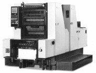 Gronhi GH522 - листовая печатная машина
