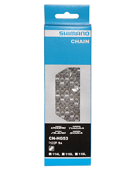 Велосипедная цепь.Цепь Shimano  CN-HG53, 9s