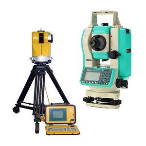 геодезические лазерные сканеры