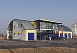 Строительство самонесущих зданий, выполненных по бескаркасной технологии методом фальцевого соединения, фото 3