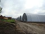 Строительство ангаров, сооружений и зданий из быстровозводимых легких металлоконструкций, фото 3