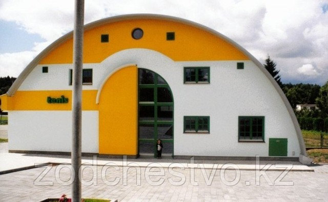 Проектирование, строительство складов, ангаров, зданий, сооружений, животноводческих комплексов