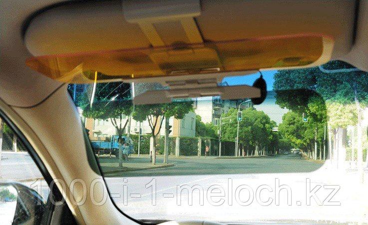 Солнцезащитный козырёк с антибликовым покрытием See-Clear Visor (дневного и ночного видения). Алматы - фото 2
