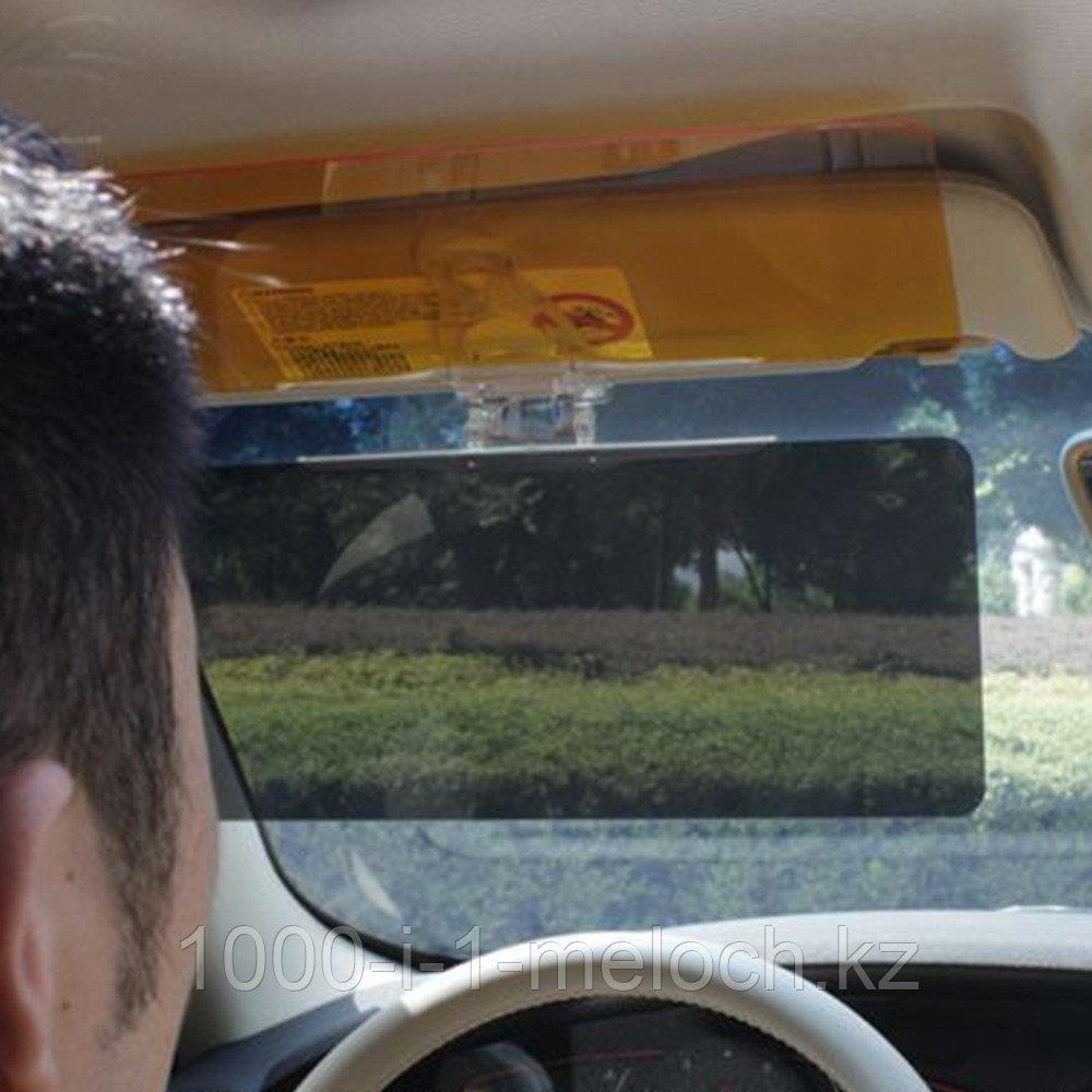 Солнцезащитный козырёк с антибликовым покрытием See-Clear Visor (дневного и ночного видения). Алматы - фото 5