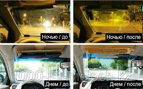 Солнцезащитный козырёк с антибликовым покрытием See-Clear Visor (дневного и ночного видения). Алматы - фото 4