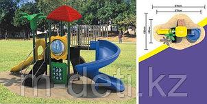 Детская игровая площадка купить Алматы
