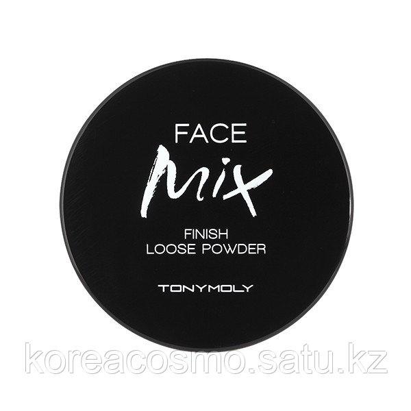 "Пудра для лица ""Facemix Finish Loose Powder"""