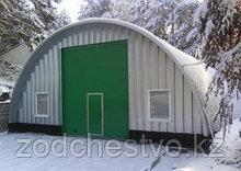 Производство ангаров, складов, зданий из ЛМК в помощь фермерам и бизнесменам.