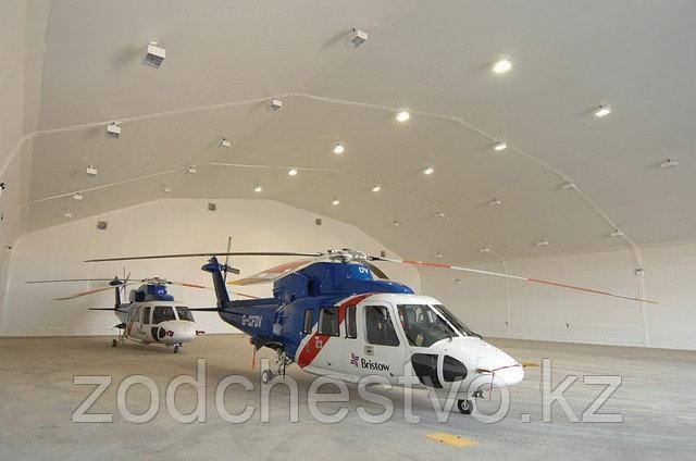 Авиаангары, ангары для самолетов, вертолетов, яхт, ангары для обслуживания авиационной техники
