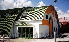 Практичное и недорогое строительство быстровозводимых зданий, складов, ангаров.