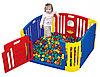 Игровой манеж SL-8011 Edu Play