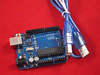 Aduino UNO R3 c USB кабелем (Китай)