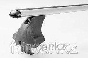 """Багажная система """"Atlant"""" Mitsubishi ASX без рейл. (2010-...) (Аэродинамическая)"""
