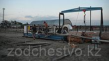 Аренда прокатного станка с оператором для строительства бескаркасных арочных зданий, ангаров, складов