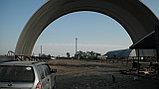 Аренда с выкупом профилегибочного станка для строительства быстровозводимых арочных зданий, ангаров, складов, фото 5