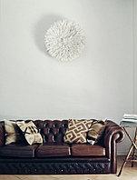 Кожаный диван в дизайне интерьера