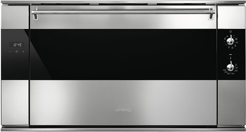 Встраиваемая духовка на 90см Smeg SF9315XR