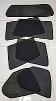 Шторки Toyota Prado (FJ150) на окна, магнитные, Комплект 7шт.