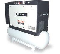 Винтовой компрессор CS 75 D(ресивер 500 л.)
