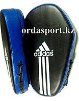 Боксерские лапы кожа adidas, фото 1