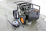 Аренда установки сваекрута, Строительство в стесненных условиях, устройство фундаментов из винтовых свай, фото 7