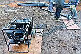 Аренда установки сваекрута, Строительство в стесненных условиях, устройство фундаментов из винтовых свай, фото 4